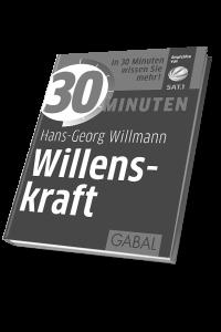 Buch 30 Minuten Willenskraft