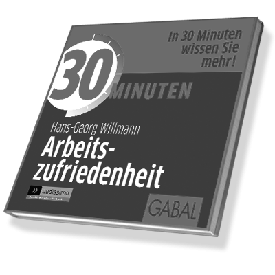 30 Minuten Hoerbuch audissimo Arbeitszufriedenheit 2016