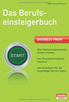 Business Profi Das Berufseinsteigerbuch Cover