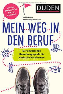 willenskraft willmann Mein Weg in den Beruf DUDEN Cover